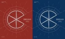 CIX - EP Album Vol.1 - 'HELLO' Chapter 1. Hello, Stranger (KR)