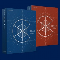 CIX - EP ALBUM Vol.2 - 'HELLO' Chapter 2. Hello, Strange Place (KR)