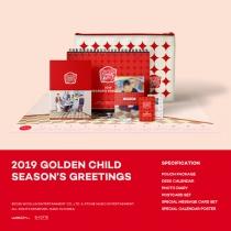 Golden Child - 2019 Season's Greetings (KR)