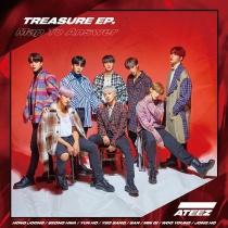 ATEEZ - TREASURE EP. Map To Answer [Type Z]