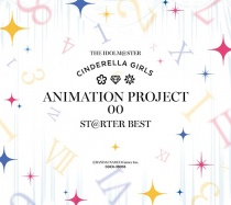 CINDERELLA PROJECT - The Idolm@ster (Idolmaster) Cinderella Girls Animation Project 00 St@Rter Best