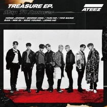 ATEEZ - TREASURE EP. Map To Answer [Type A]