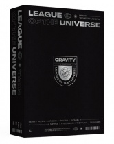 CRAVITY - LEAGUE OF THE UNIVERSE Photobook (KR) PREORDER