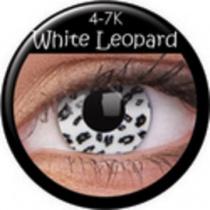 ColourVUE Crazy Lens White Leopard Kontaktlinsen