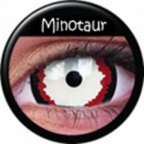 ColourVUE Mini-Sclera Minotaur Kontaktlinsen
