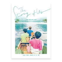 DAY6 - (Even of Day) - STORY BOOK [The Story of US: The Arcane Land] (KR) [Neo Anniversary Price]