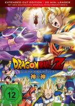Dragon Ball Z - Kampf der Götter - DVD
