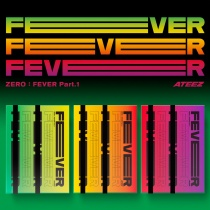 ATEEZ - Mini Album Vol.5 - ZERO : FEVER Part.1 (KR)