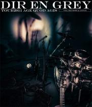 DIR EN GREY - TOUR2011 AGE QUOD AGIS Vol.1 [Europe & Japan] Blu-ray