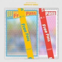 DRIPPIN - Single Album Vol.1 - Free Pass (KR)