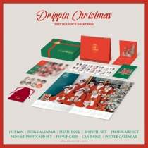 DRIPPIN - 2021 CHRISTMAS PACKAGE (KR)