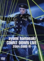 Ayumi Hamasaki - Count Down Live 2004-2005