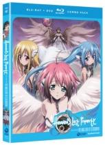 Heaven's Lost Property Movie: Angeloid of Clockwork Blu-ray/DVD