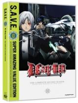 D.Gray-Man Season Two Complete S.A.V.E.