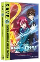 Kaze no Stigma Complete S.A.V.E.