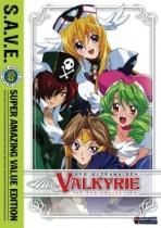 UFO Ultramaiden Valkyrie Seasons 3-4 Collection S.A.V.E.