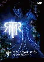 T.M.Revolution - T.M.R. LIVE REVOLUTION '12 - 15th Anniversary FINAL -