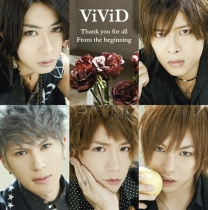 ViViD - Thank you for all / From the beginning