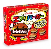 Every Burger Choco & Biscuit