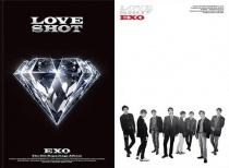 EXO - Vol.5 Repackage - LOVE SHOT (KR)