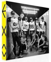EXO - Vol.2 Repackage - Love Me Right (Korean Version) (KR)