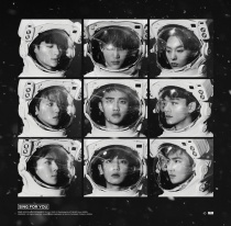 EXO - Winter Special Album - Sing For You (Chinese Version) (KR)