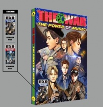 EXO - Vol.4 - THE WAR (Korean Ver.) (KR)