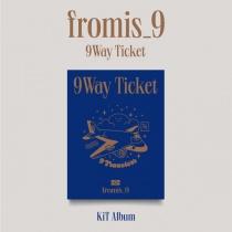 fromis_9 - Single Album Vol.2 - 9 WAY TICKET (Kit Album) (KR)
