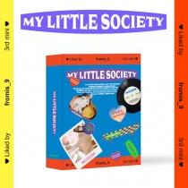 fromis_9 - Mini Album Vol.3 - My Little Society Air-KiT (KR)