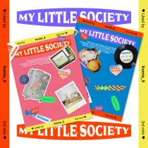 fromis_9 - Mini Album Vol.3 - My Little Society (KR)