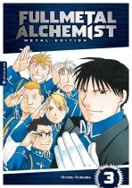 Fullmetal Alchemist Metal Edition 3