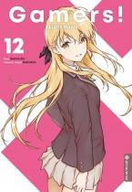 Gamers! Light Novel  12