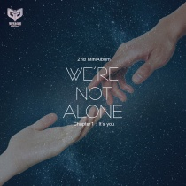 GreatGuys - Mini album Vol.2 - We're not alone _ Chapter1:It's you (KR)