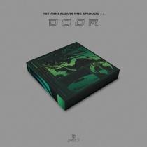 GHOST9 - Mini Album Vol.1 - PRE EPISODE 1 : DOOR (KR)