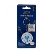 Zelda Sheikah Eye Light Up Keyring