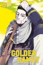 Golden Kamuy 8