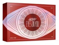 GOT7 - GOT7 2018 WORLD TOUR EYES ON YOU Blu-ray (KR)
