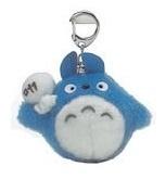 My Neighbor Totoro Blue Totoro Keychain