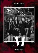 G-reyish - Mini Album Vol.1 - M (KR)