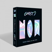 GHOST9 - NOW : Where we are, here (KR)