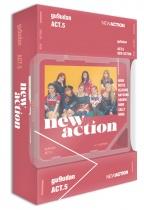 Gugudan - Mini Album Vol.3 - ACT.5 NEW ACTION (Kihno Album) (KR)