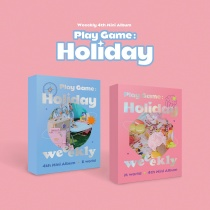 Weeekly - Mini Album Vol.4 - Play Game: Holiday (KR) PREORDER