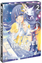 Date a Live (Season II) Vol.2 - DVD