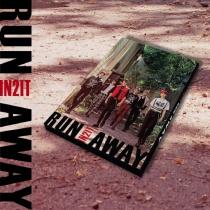 IN2IT - Single Album - Run Away (Kihno Album) (KR)