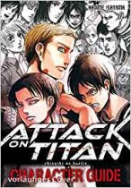 Attack on TITAN - Character Guide
