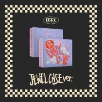 ITZY - Vol.1 - CRAZY IN LOVE Special Edition (JEWEL CASE Ver.) (KR) PREORDER