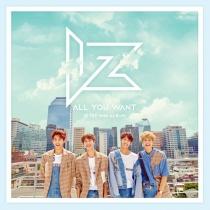 IZ - Mini Album Vol.1 - ALL YOU WANT (KR)