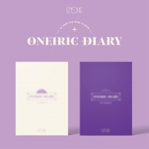 IZ*ONE - Mini Album Vol.3 - Oneiric Diary (KR)