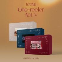 IZ*ONE - Mini Album Vol.4 - One-reeler / Act IV (KR)