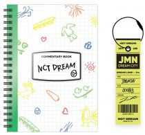 NCT DREAM - NCT LIFE : DREAM in Wonderland Commentary Book + Luguage Tag Set (JAEMIN) (KR)